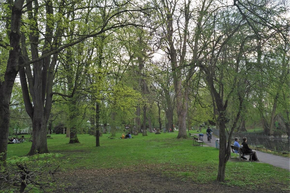 Park Göttingen