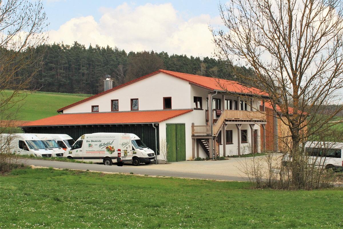 Hutzelhof Bäckerei