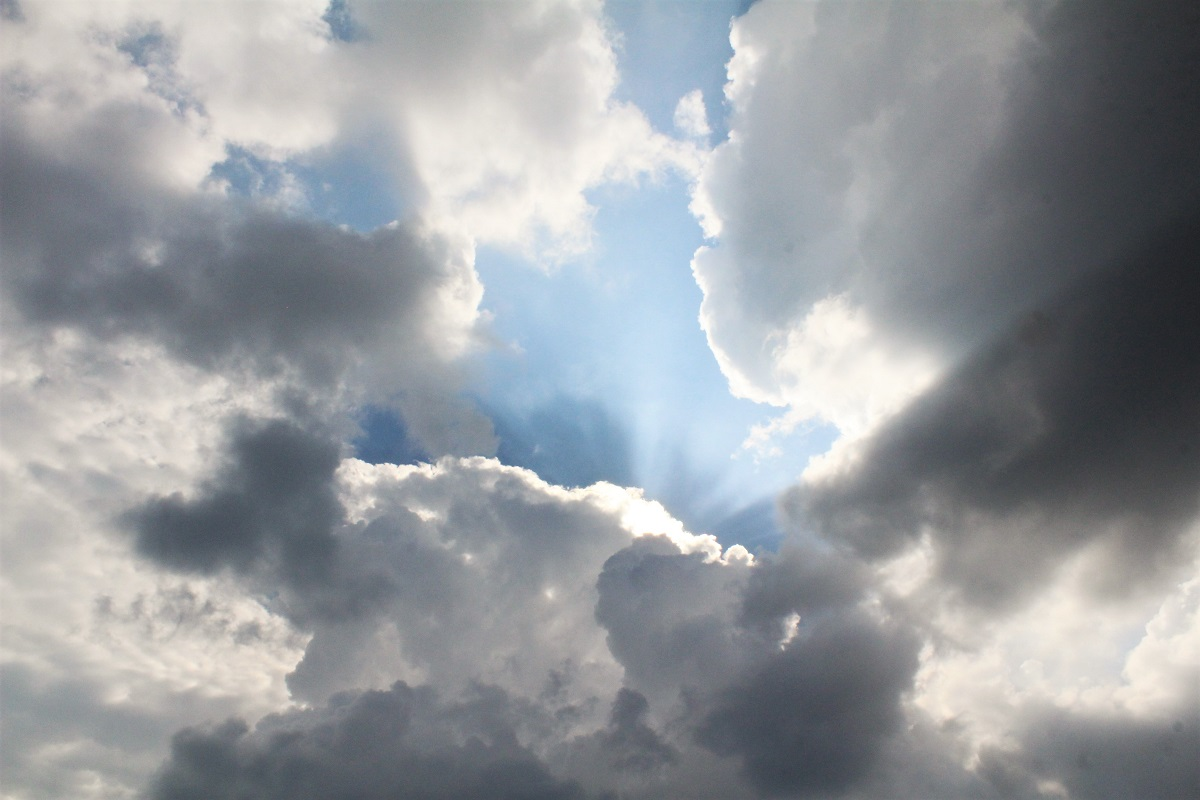 Hutzelhof Wolken