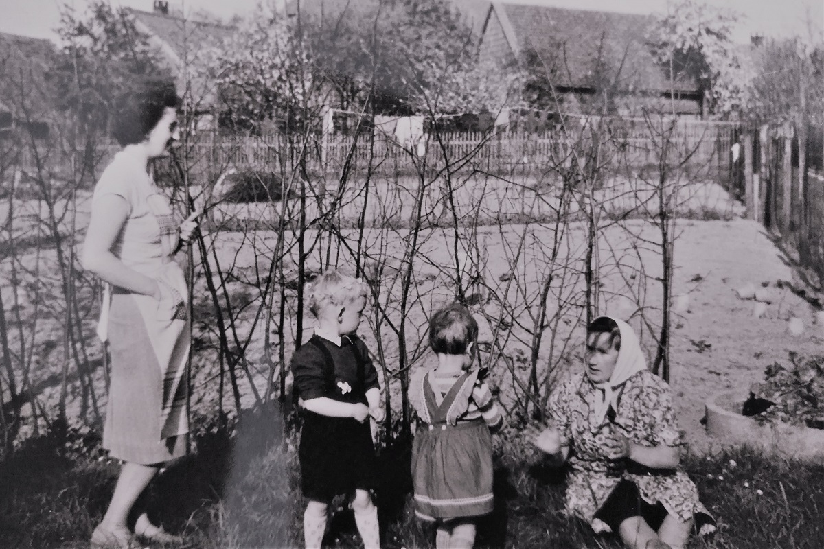 1960er Dorfleben