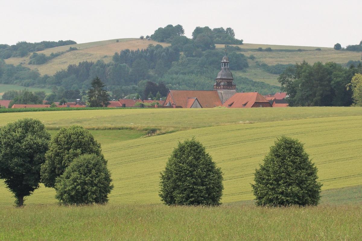 Landwirtschaft Dorf Niedersachsen Harz